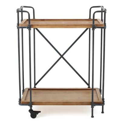 Kanaan Coffee Serving Cart