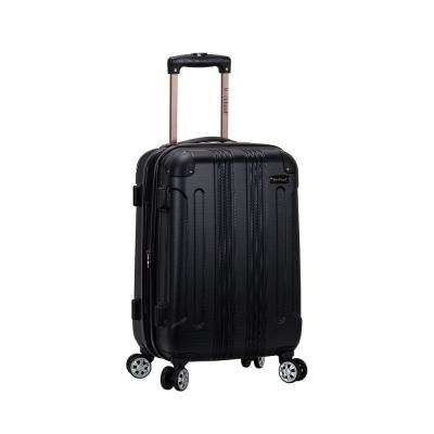 F1901 Expandable Sonic 20 in. Hardside Spinner Carry On Luggage, Black