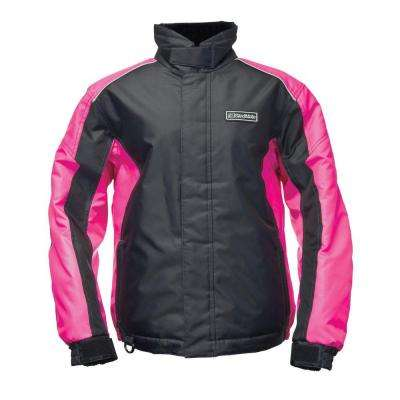 XT Series Ladies Large Fuchsia Jacket