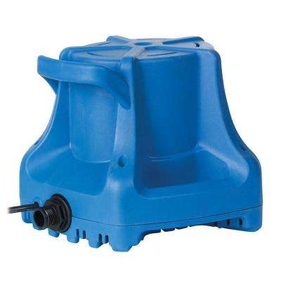 1/3 HP APCP Automatic 1700 GPH Pool Winter Cover Water Pump (2-Pack)