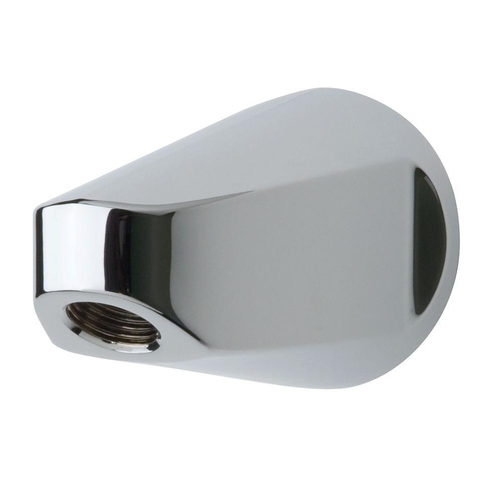 Head Bracket Nu-Arm in Chrome