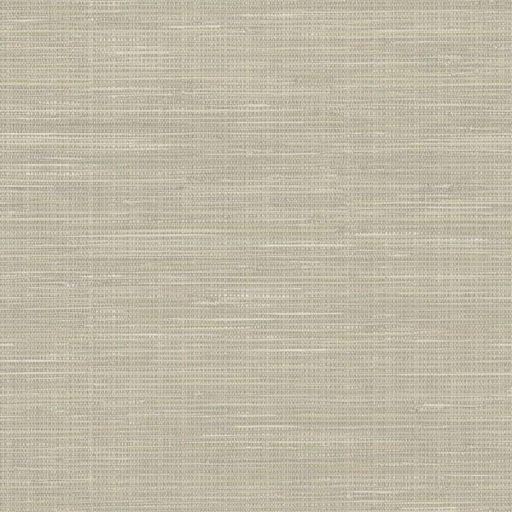 NuWallpaper 30.75 sq. ft. Wheat Grasscloth Peel and Stick Wallpaper NU2215