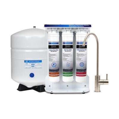 6-Stage Under-Sink Reverse Osmosis Water Filtration System