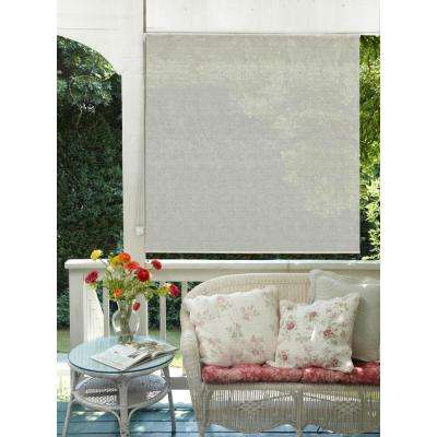 48 in. W x 72 in. L Sunset Sand Dollar Horizontal Roll Up Shade
