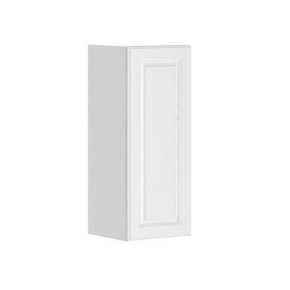 Ready to Assemble 12x30x12.5 in. Birmingham Wall Cabinet in White Melamine