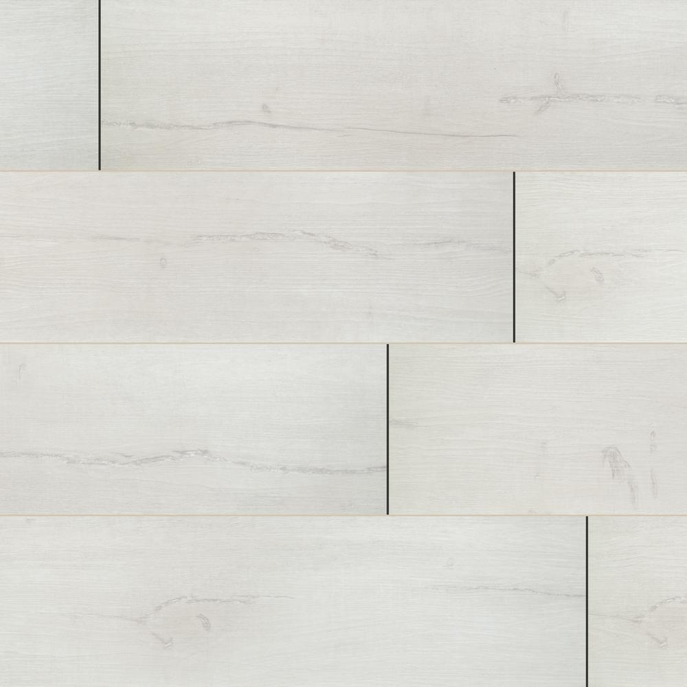 Brooks Meadow Oak 7 in. x 42 in. Rigid Core Luxury Vinyl Plank Flooring (20.8 sq. ft./case)