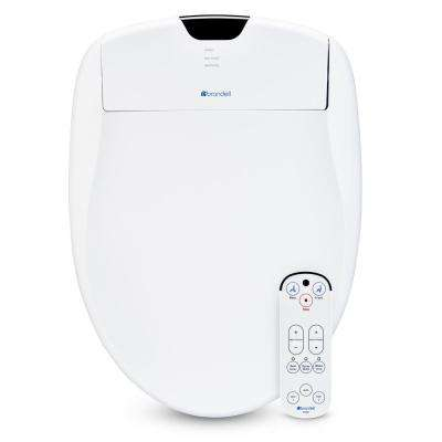 Swash 1200 Luxury Electric Bidet Seat for Elongated Toilet in White