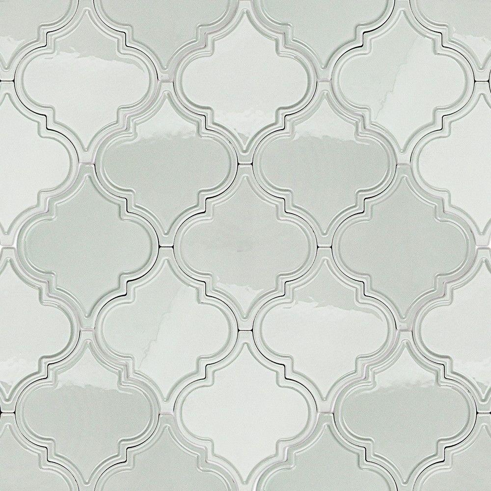 Ivy Hill Tile Vintage Lantern Light Blue Ceramic Mosaic Floor And Wall Tile 0 31 In X 0 31 In Tile Sample