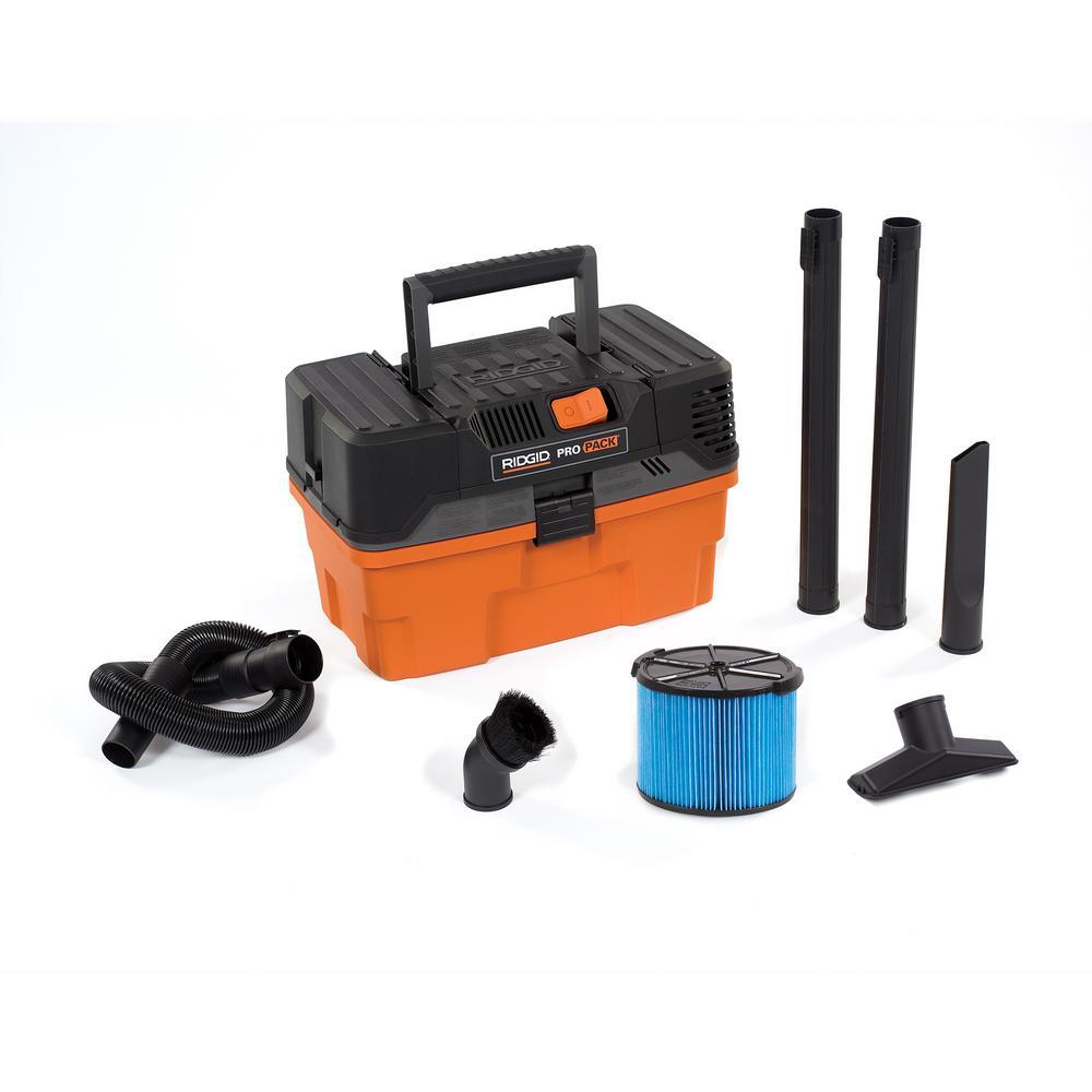 Dry Shop Vac VacuumFits 5-16Gal Wet//Dry Vacs 4.25-Peak HP Wet RIDGID 9 Gal