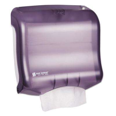 Black Pearl Ultrafold Compact Paper Towel Dispenser