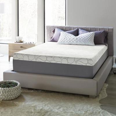 14 in. California King Memory Foam Mattress with SurfaceCool Gel