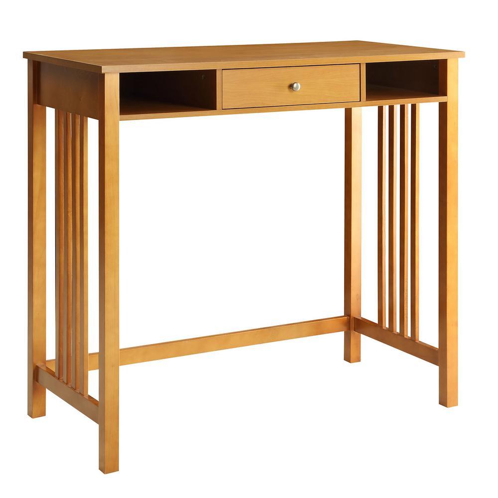 Usl Mission Oak Standing Desk