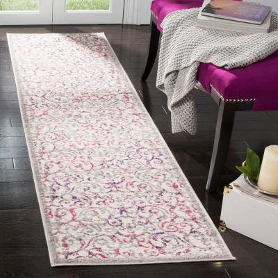 Runner Pink Area Rugs The