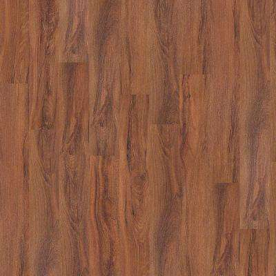 Wisteria Clay 6 in. x 48 in. Resilient Vinyl Plank Flooring (53.93 sq. ft. / case)