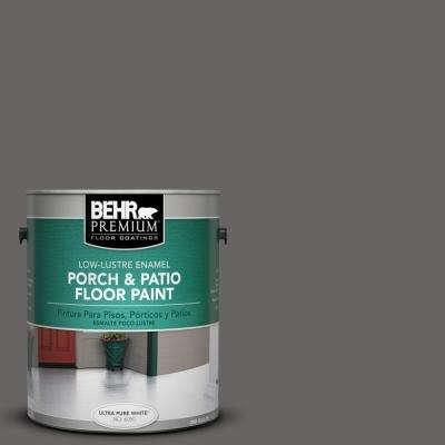 1 gal. #PPU17-19 Arabian Veil Low-Lustre Porch and Patio Floor Paint