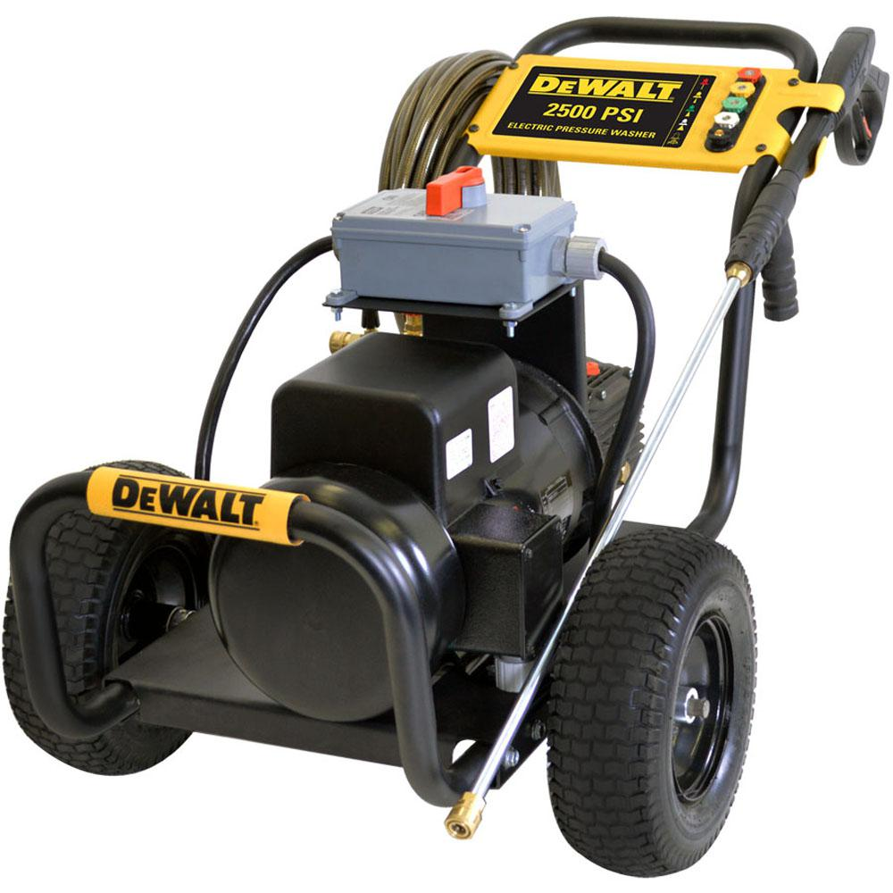 2500 PSI 3.5 GPM Electric Pressure Washer with Baldor Motor and