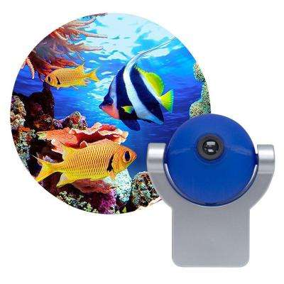 Tropical Fish Automatic LED Night Light