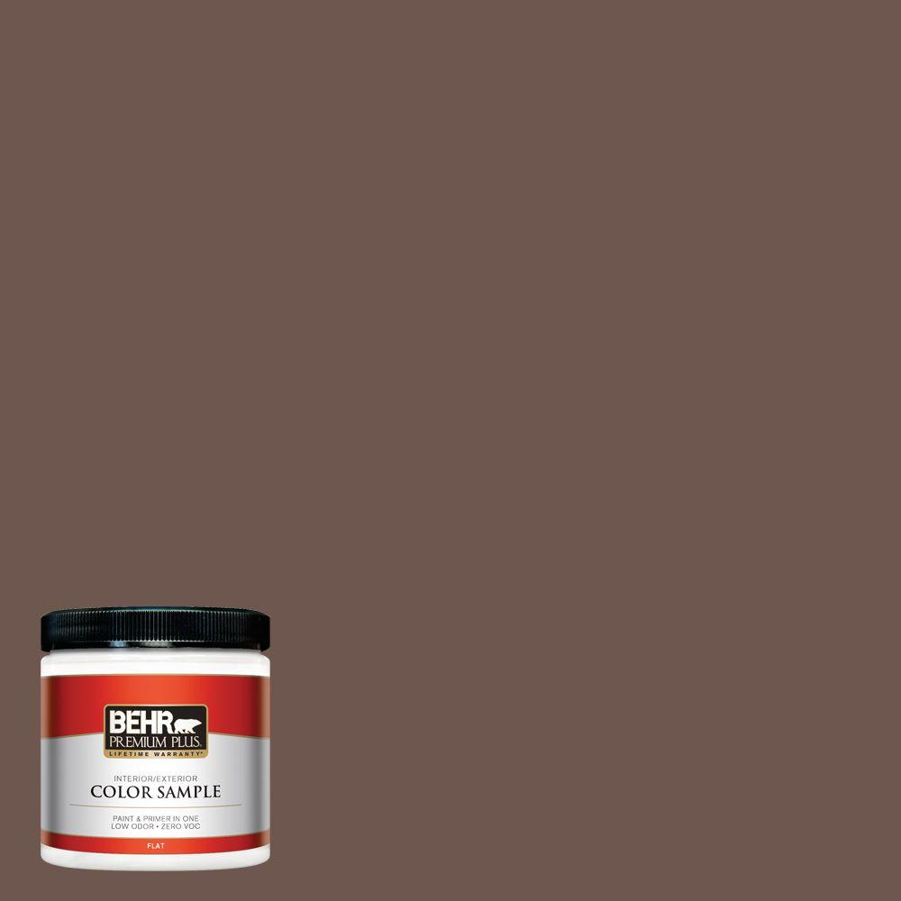 8 oz. #N170-6 Natural Bark Interior/Exterior Paint Sample