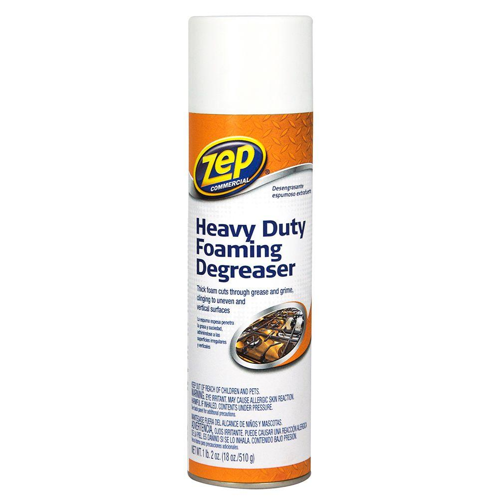 ZEP 18 oz. Heavy-Duty Foaming Degreaser