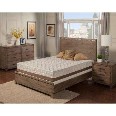 Peony Twin Memory Foam Mattress