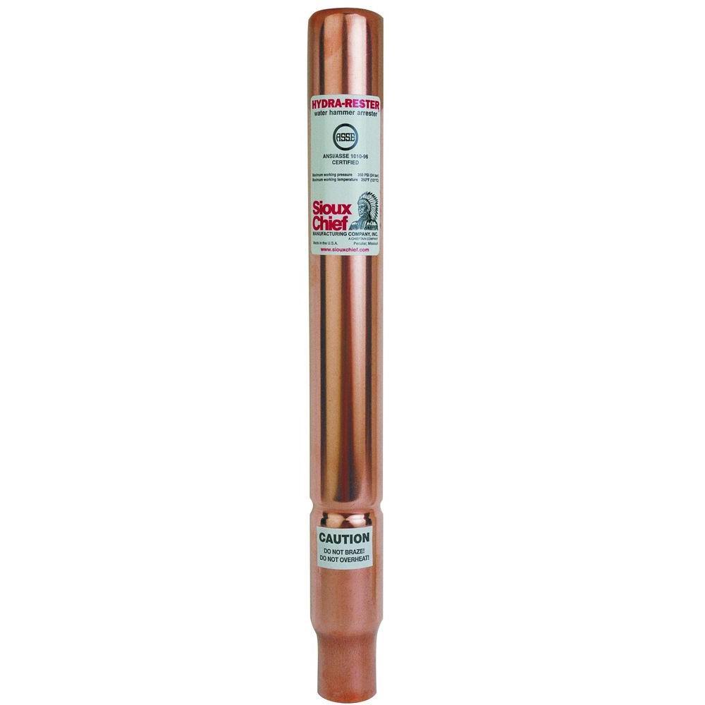 1 in. Copper Male Sweat Hydra-Rester