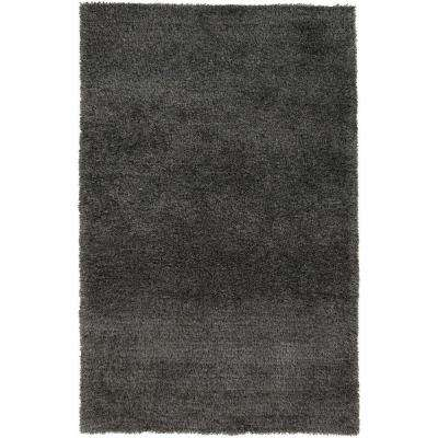 Venetian Black 2 ft. x 3 ft. Indoor Area Rug