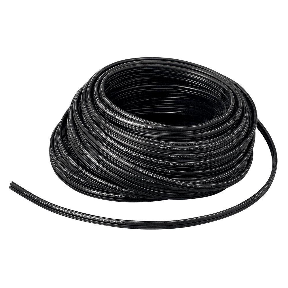 Hinkley Lighting 10-Gauge Low-Voltage Stranded Copper 2-Wire 100 ft ...