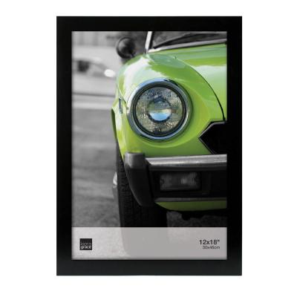 "kieragrace KG Langford Poster Frame - Black, 12"" x 18"""