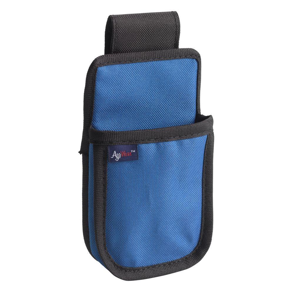 AgeWise Walker Rollator Phone Case in Blue