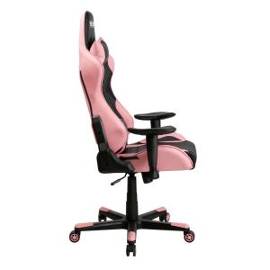 Astonishing Techni Sport Pink Gaming Chair Rta Ts43 Pnk The Home Depot Machost Co Dining Chair Design Ideas Machostcouk