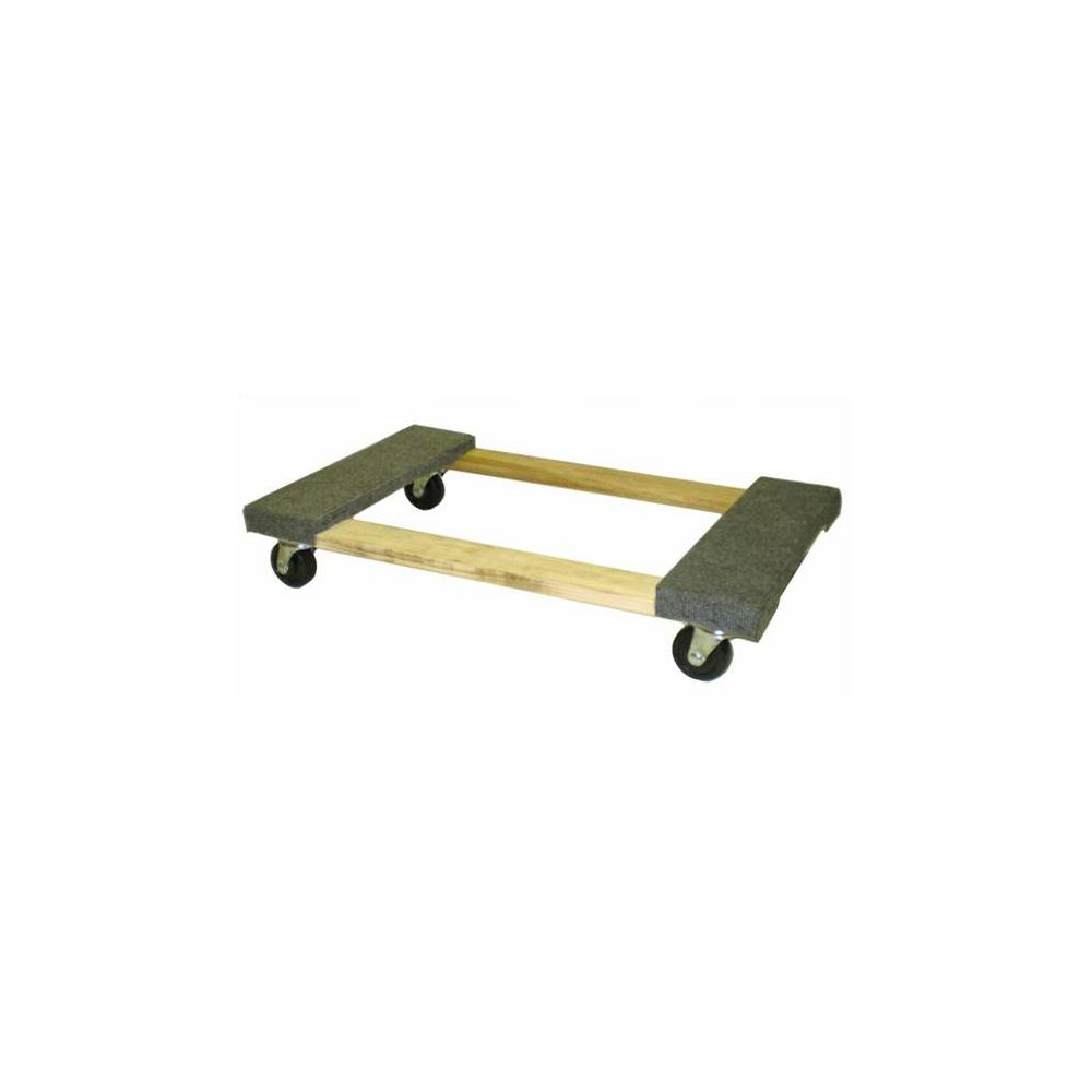 Capacity Wood Moving Dolly