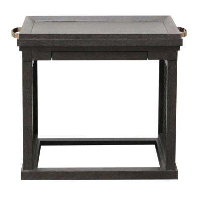 Paloma Ebony Side Table