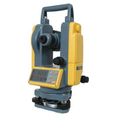 Digital Electronic Theodolite with 2 Second Angular Accuracy