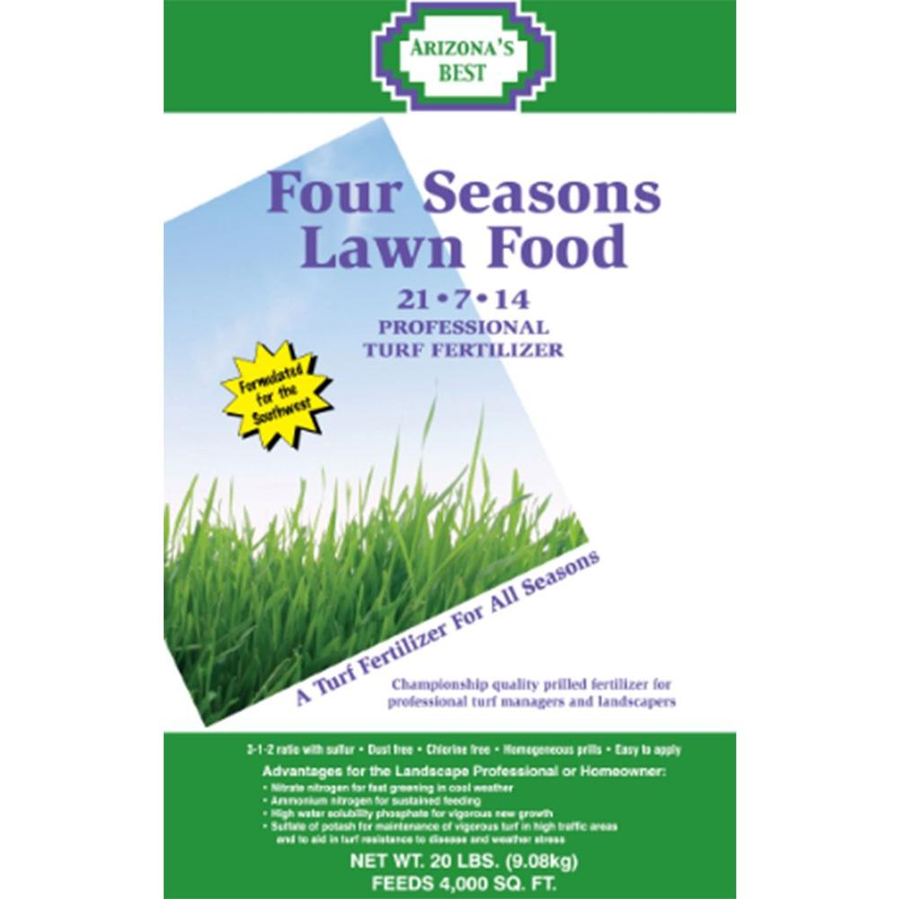 Lawn Feed Fertilizer