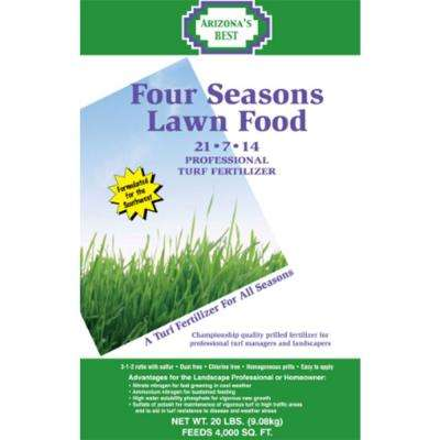 Four Season's 20 lb. Lawn Feed Fertilizer