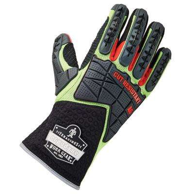 ProFlex Large Performance Dorsal Impact Reducing Cut Resistance Gloves