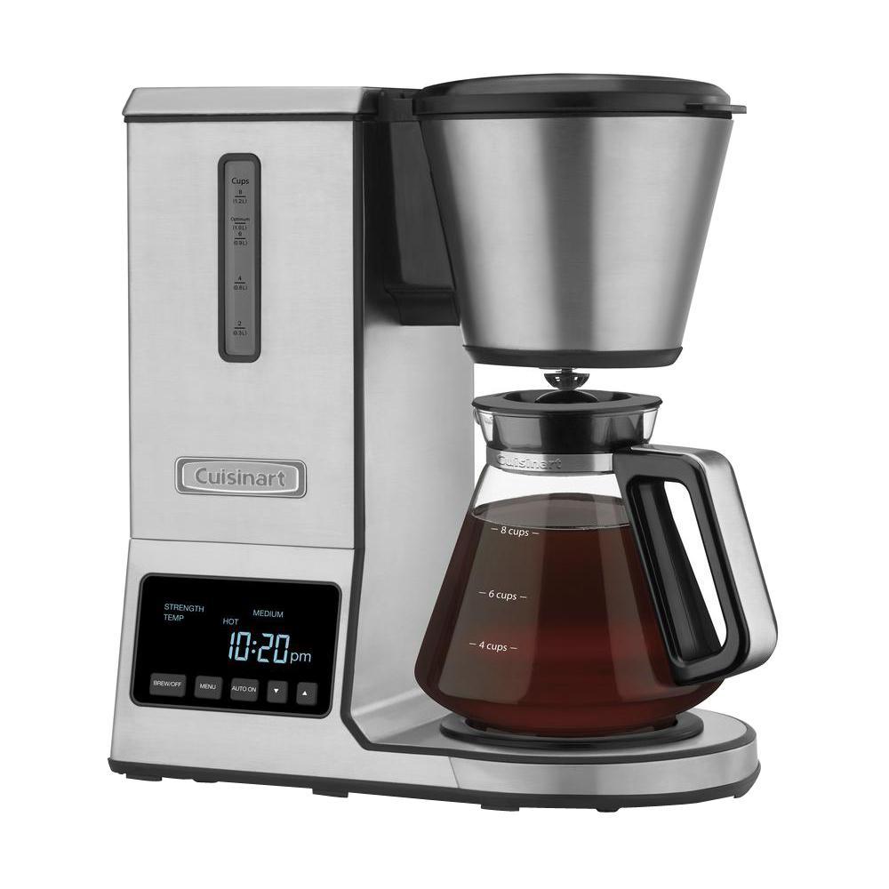 PurePrecision 8-Cup Pour Over Coffee Maker
