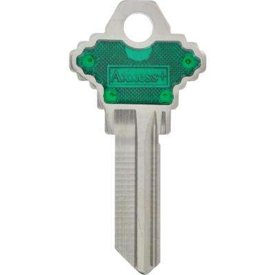 #68n Green Key (10-Pack)