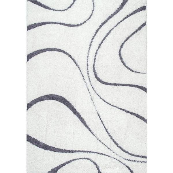 Nuloom Carolyn Contemporary Curves