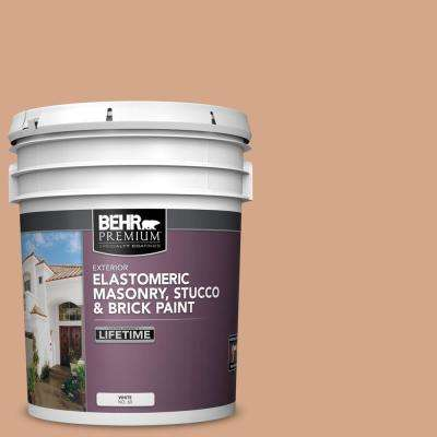 5 gal. #PPU3-11 Autumn Air Elastomeric Masonry, Stucco and Brick Exterior Paint