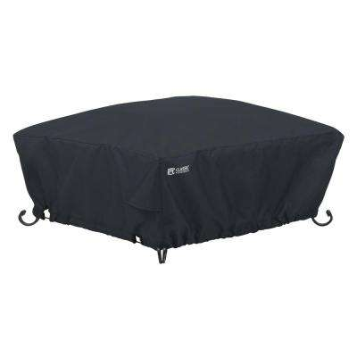 Large Square Full Coverage Fire Pit Cover