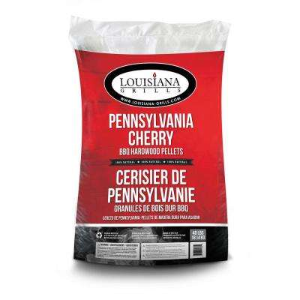 Louisiana Grills 40 lb. Pennsylvania Cherry Hardwood Pellets