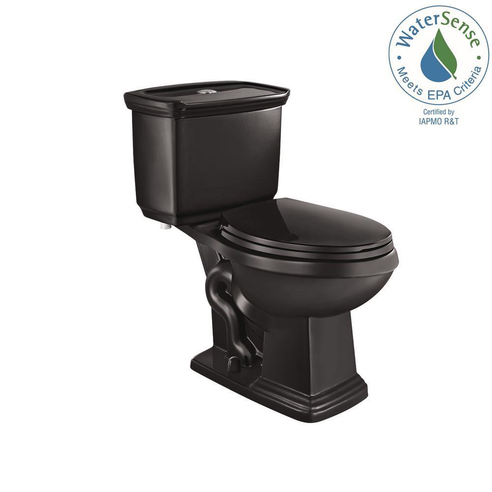 Dual Flush - Black - Toilets - Toilets, Toilet Seats & Bidets - The ...