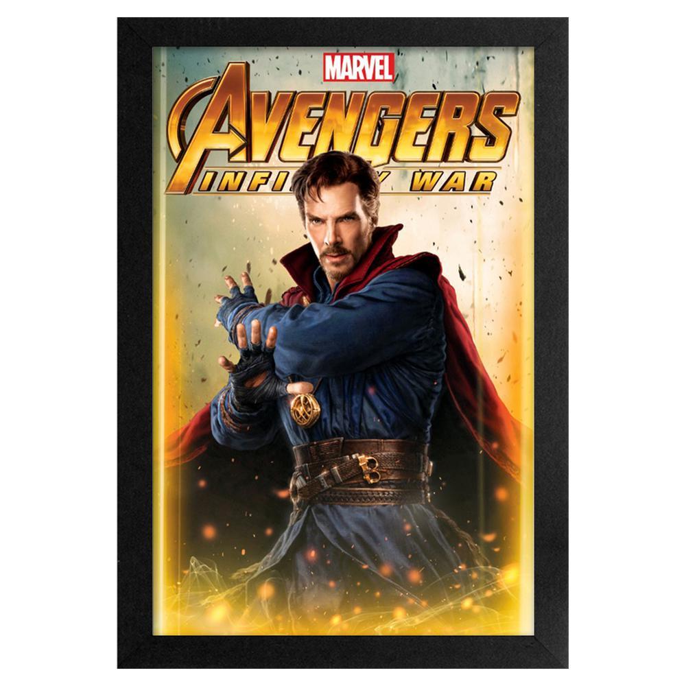 Avengers- Infinity War - Dr. Strange 11x17 Framed Print