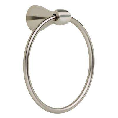 Foundations Towel Ring in Stainless