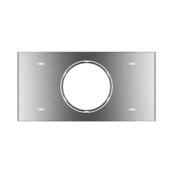 T-Grid Mounting Plate for New Construction or Remodel T-Grid Ceilings (2-Pack)