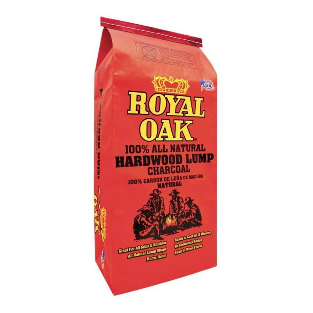 Royal Oak 15 44 lb  All Natural Hardwood Lump Charcoal