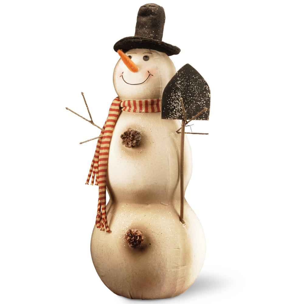 27 in. Snowman Decoration