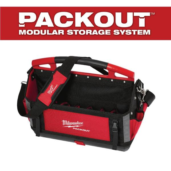 Milwaukee 20 in. PACKOUT Tote