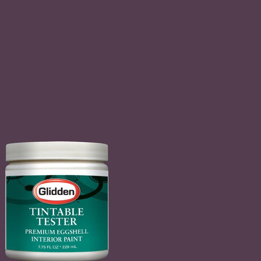8-oz. Delicious Plum Interior Paint Tester